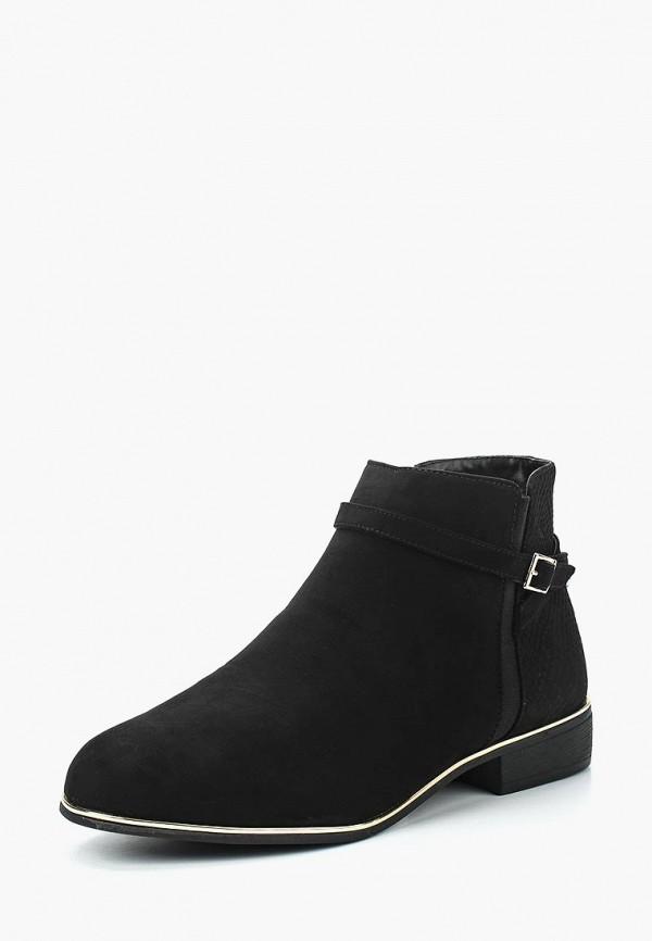 Купить Ботинки Dorothy Perkins, do005awzbu52, черный, Осень-зима 2017/2018