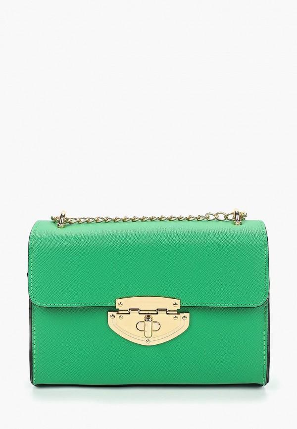 женская сумка dorothy perkins, зеленая