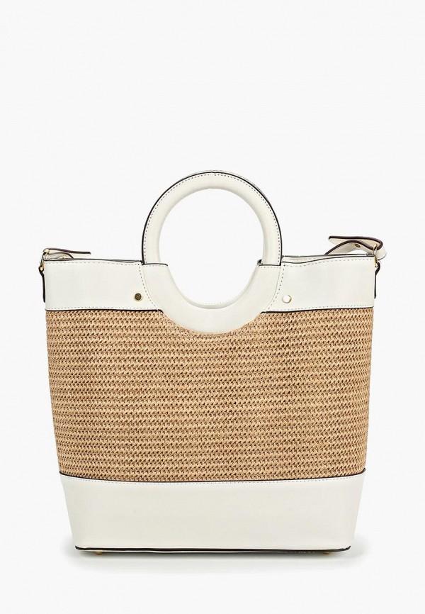 женская сумка dorothy perkins, белая