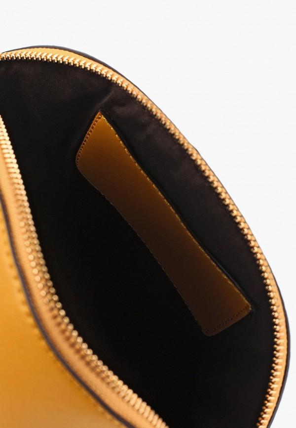 Фото 3 - женскую сумку Dorothy Perkins желтого цвета