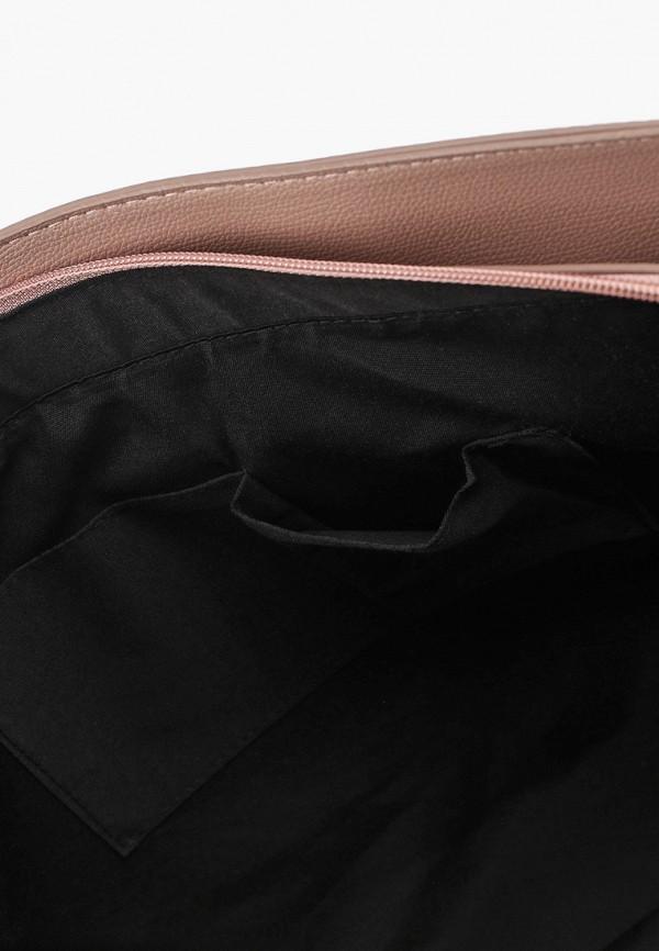 Фото 3 - женскую сумку Dorothy Perkins розового цвета