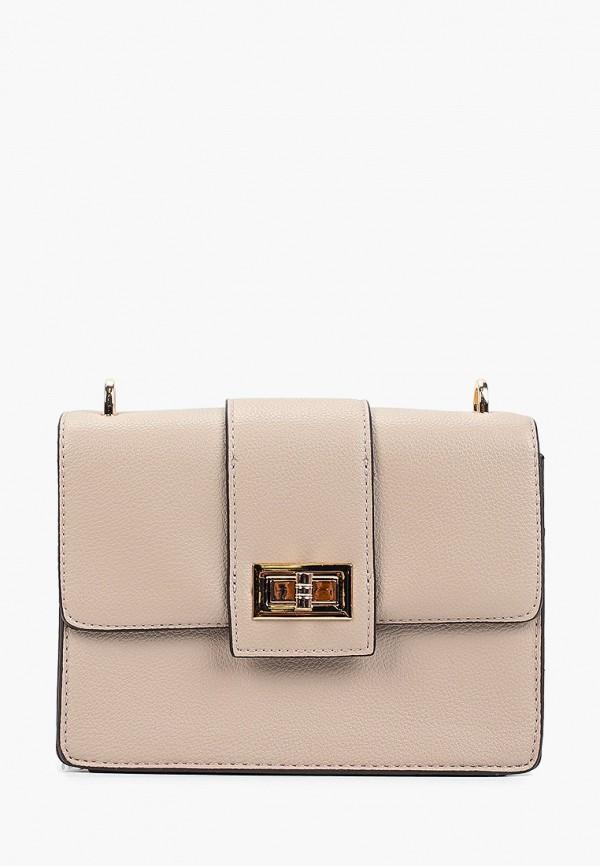 Фото - Женскую сумку Dorothy Perkins бежевого цвета