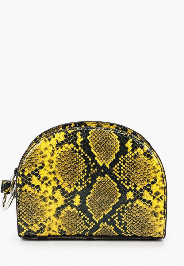 женская сумка dorothy perkins, желтая