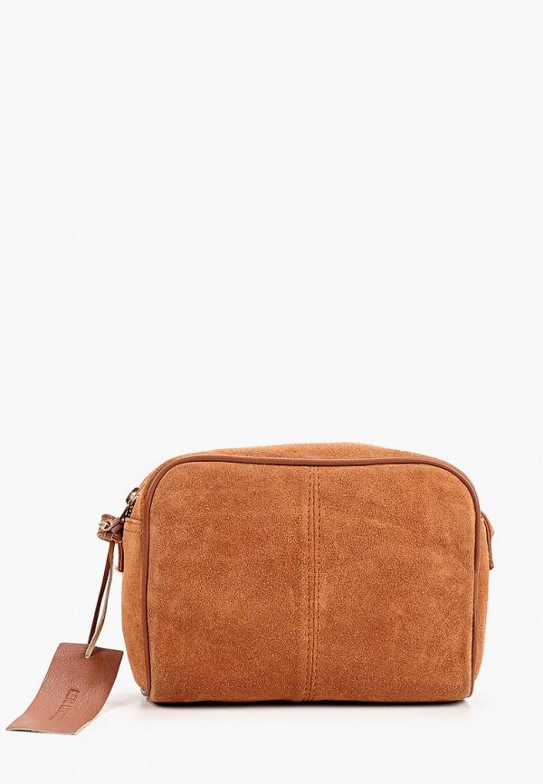 женская сумка dorothy perkins, коричневая