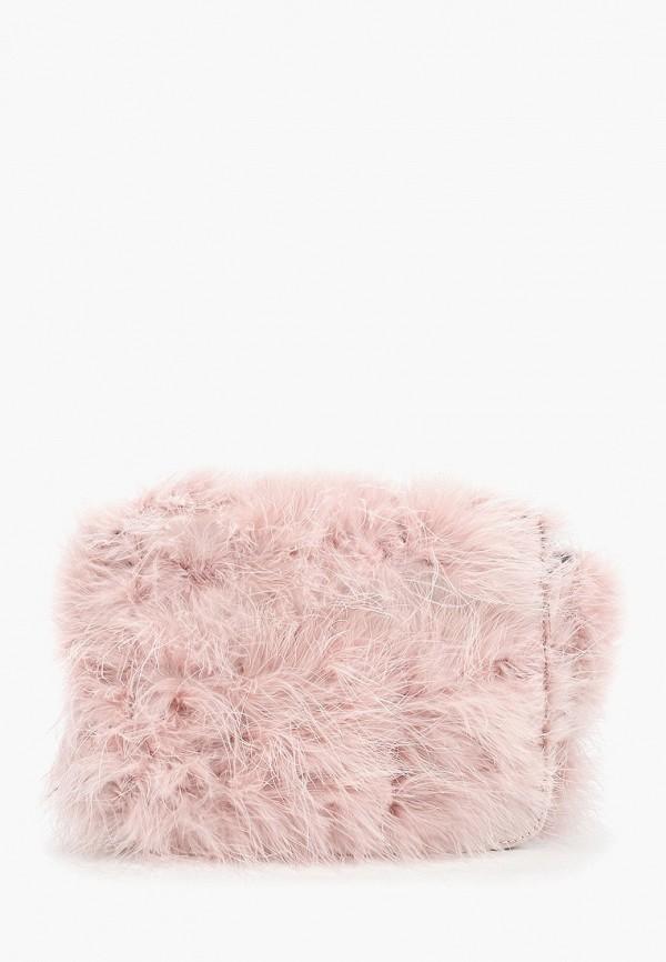 женская сумка dorothy perkins, розовая