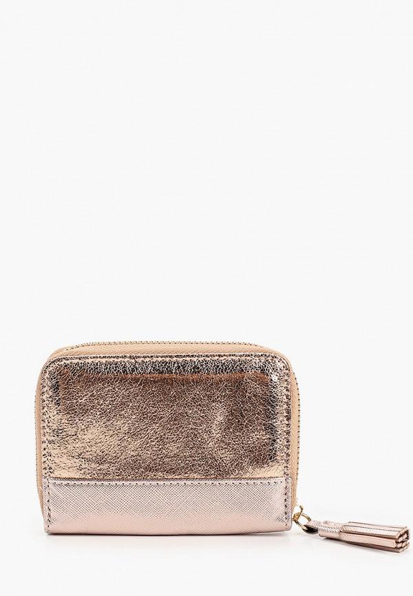 женский кошелёк dorothy perkins, золотой