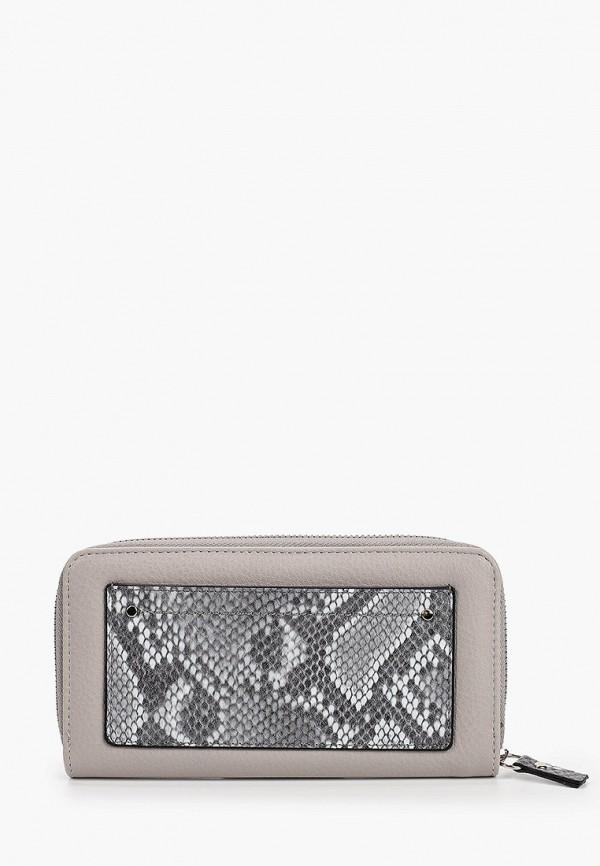 женский кошелёк dorothy perkins, серый