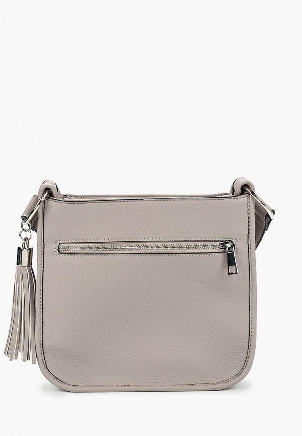 женская сумка dorothy perkins, серая