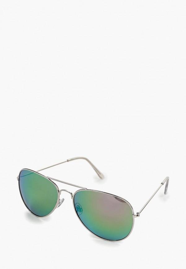 женские солнцезащитные очки dorothy perkins, серебряные