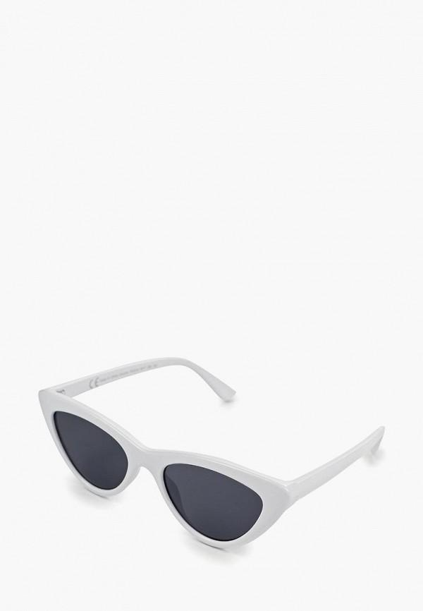 женские солнцезащитные очки dorothy perkins, белые