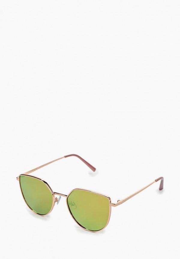 женские солнцезащитные очки dorothy perkins, золотые