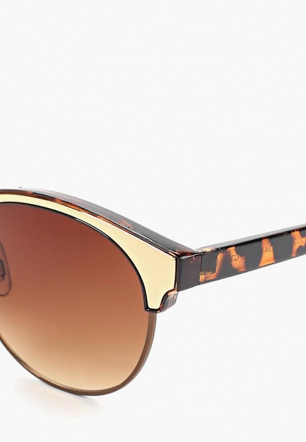 Фото 2 - Очки солнцезащитные Dorothy Perkins коричневого цвета