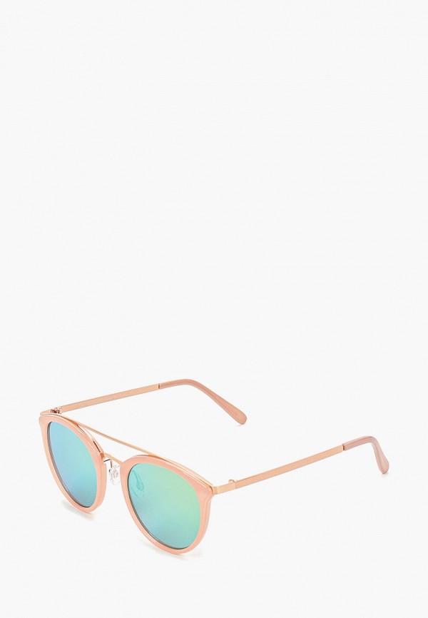 женские солнцезащитные очки dorothy perkins, розовые