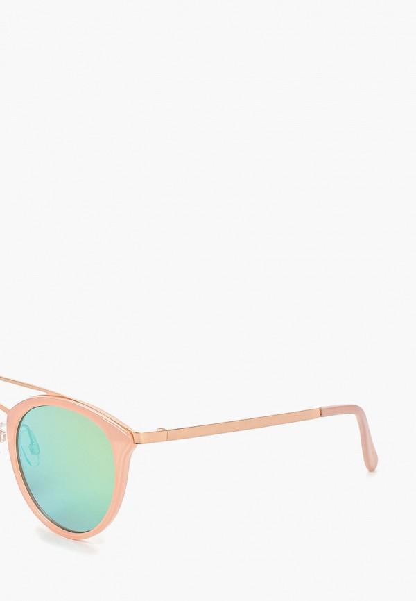 Фото 2 - Очки солнцезащитные Dorothy Perkins розового цвета