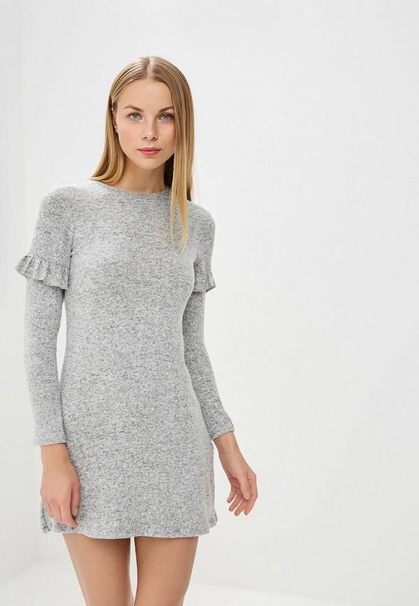 Купить Платье Dorothy Perkins, do005ewahzc7, серый, Весна-лето 2018