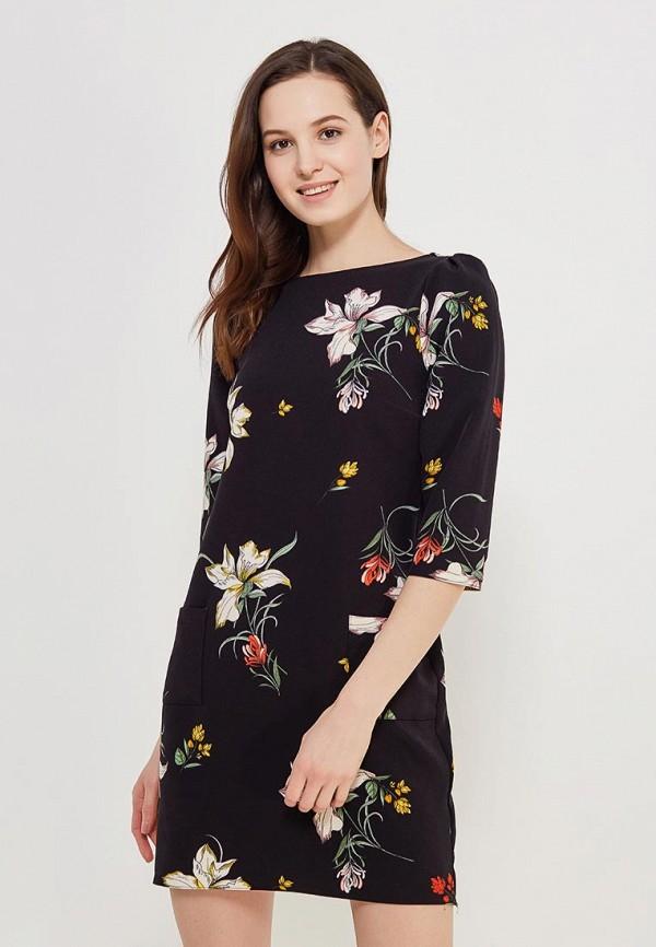 Купить Платье Dorothy Perkins, DO005EWAHZD3, черный, Весна-лето 2018