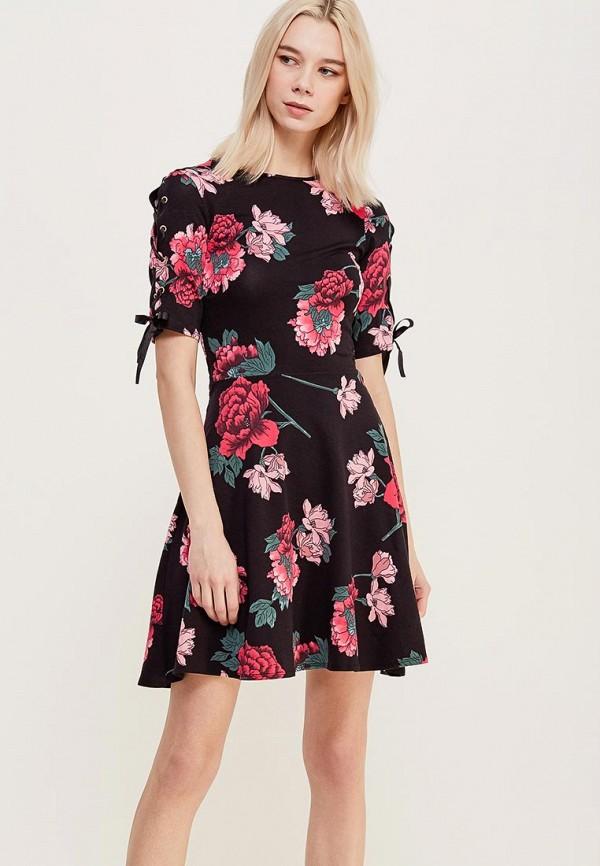 Купить Платье Dorothy Perkins, DO005EWAHZE2, черный, Весна-лето 2018
