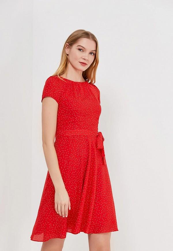 Купить Платье Dorothy Perkins, DO005EWAHZF6, красный, Весна-лето 2018