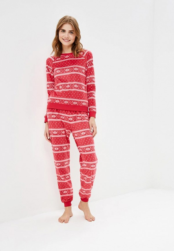 Купить Пижама Dorothy Perkins, do005ewahzf9, красный, Весна-лето 2018