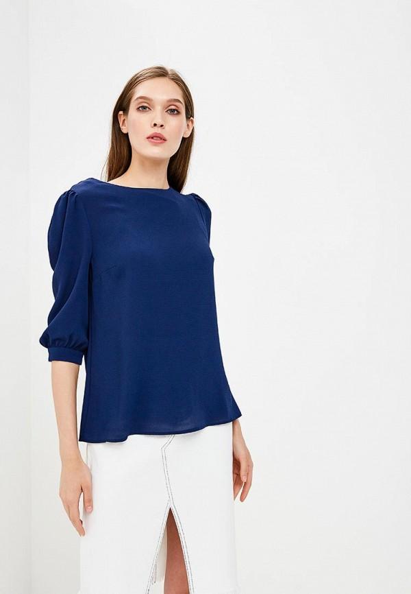 Купить Блуза Dorothy Perkins, DO005EWAJEW2, синий, Весна-лето 2018