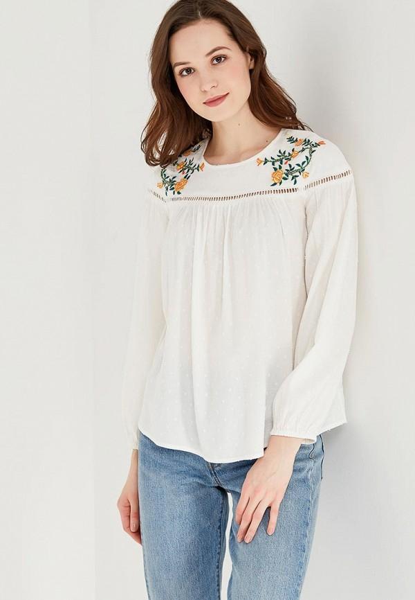Купить Блуза Dorothy Perkins, DO005EWAJFF7, белый, Весна-лето 2018