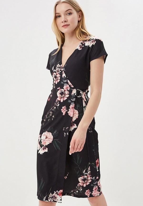 Купить Платье Dorothy Perkins, DO005EWAPCK8, черный, Весна-лето 2018