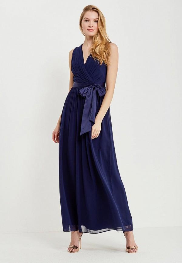 Купить Платье Dorothy Perkins, DO005EWAPCN0, синий, Весна-лето 2018