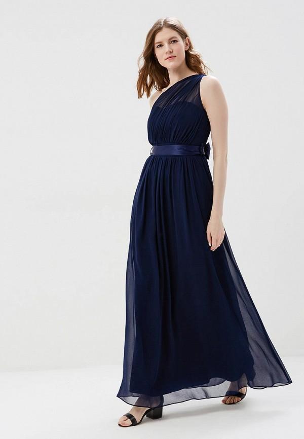 Купить Платье Dorothy Perkins, DO005EWAPCO6, синий, Весна-лето 2018