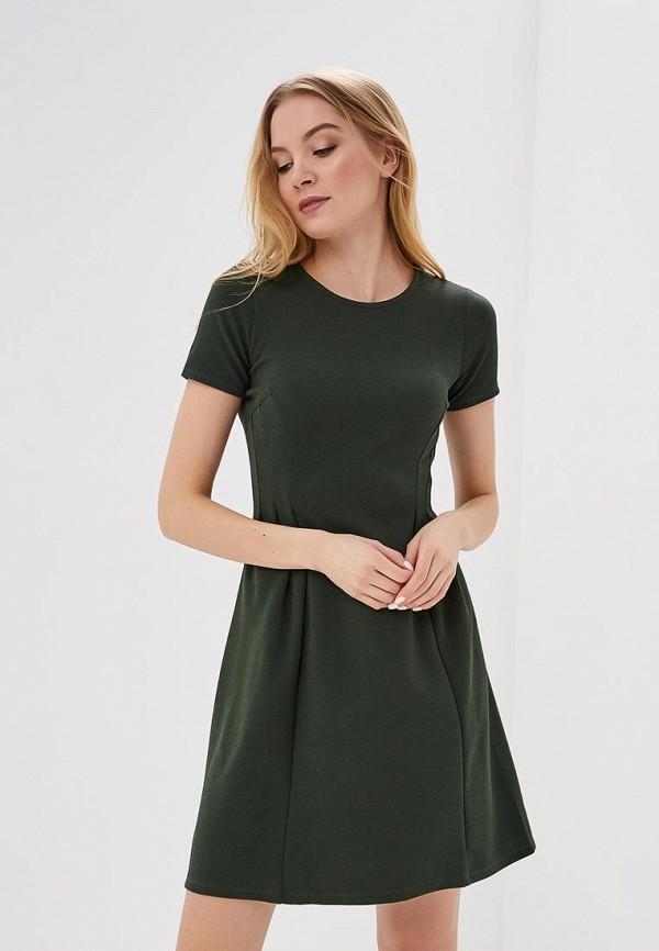 Купить Платье Dorothy Perkins, DO005EWAQLA3, зеленый, Весна-лето 2018