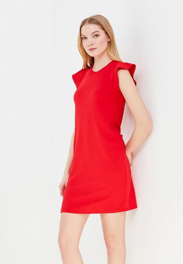 Купить Платье Dorothy Perkins, DO005EWAQLA6, красный, Весна-лето 2018