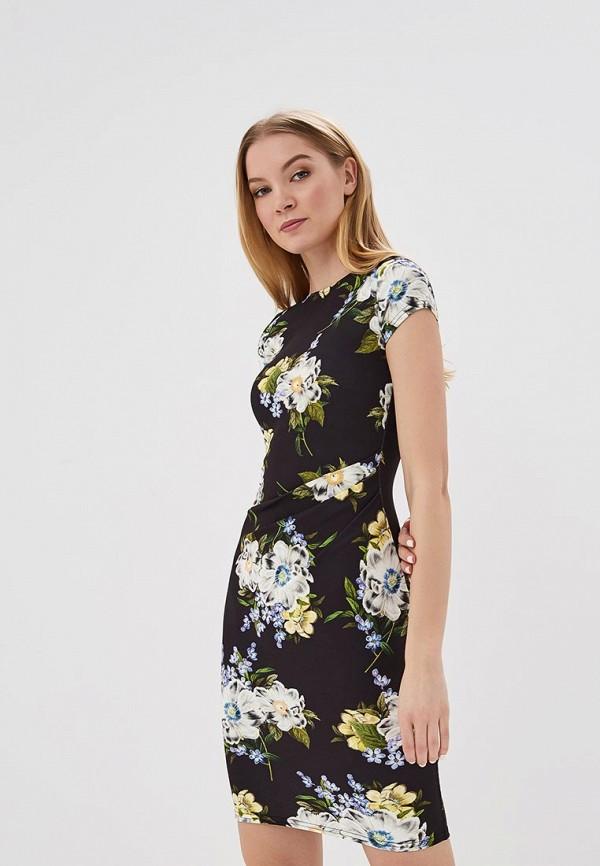 Купить Платье Dorothy Perkins, DO005EWAQLA7, черный, Весна-лето 2018
