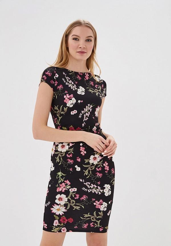 Купить Платье Dorothy Perkins, DO005EWAQLA9, черный, Весна-лето 2018