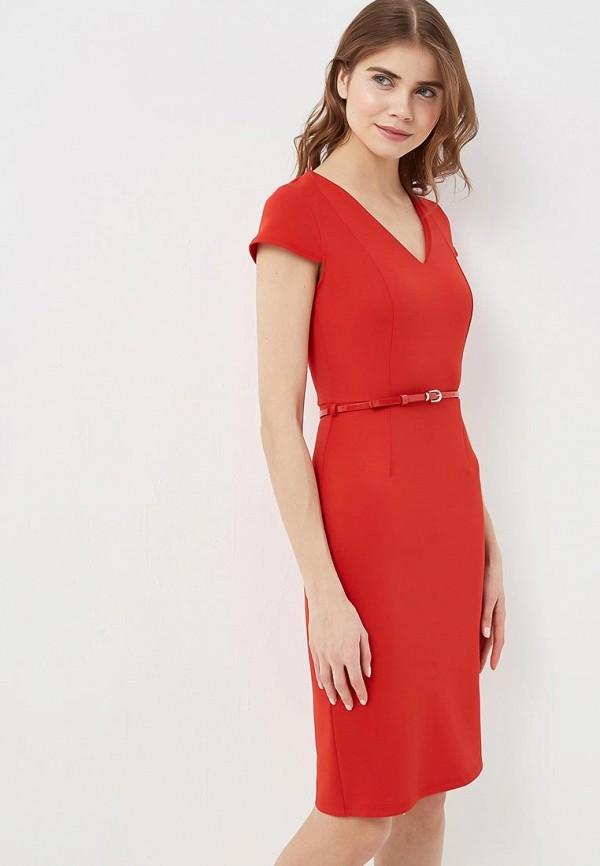 Купить Платье Dorothy Perkins, DO005EWASFX1, красный, Весна-лето 2018