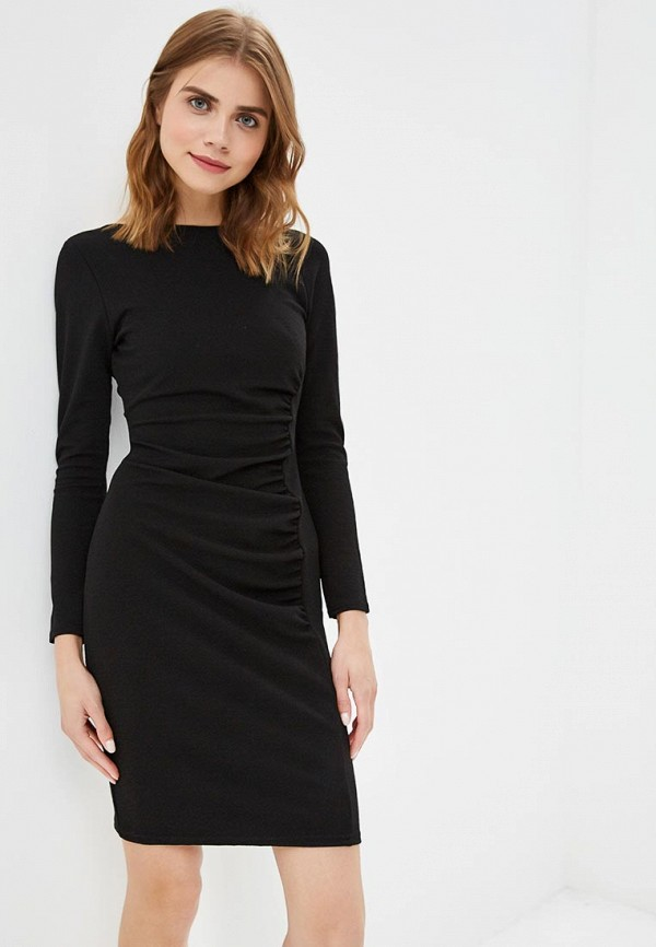 Купить Платье Dorothy Perkins, DO005EWASFX5, черный, Весна-лето 2018