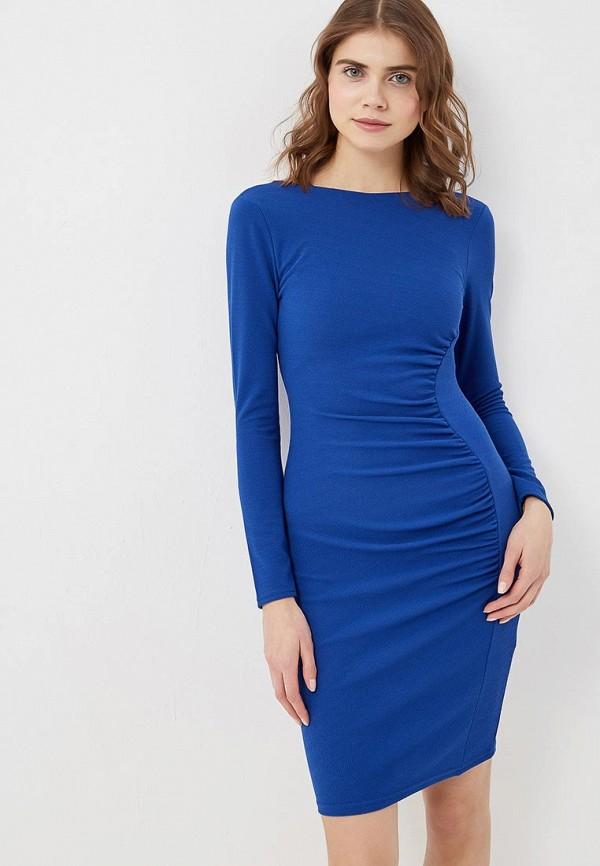 Купить Платье Dorothy Perkins, DO005EWASFX6, синий, Весна-лето 2018