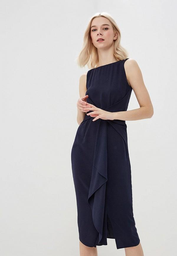 Купить Платье Dorothy Perkins, DO005EWASFY0, синий, Весна-лето 2018