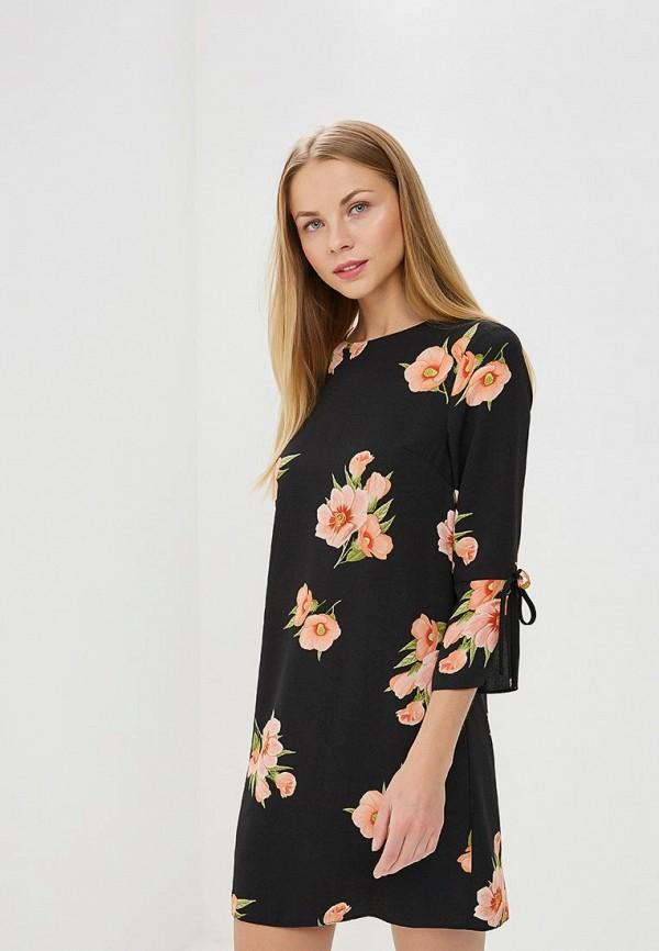 Купить Платье Dorothy Perkins, DO005EWATJP4, черный, Весна-лето 2018