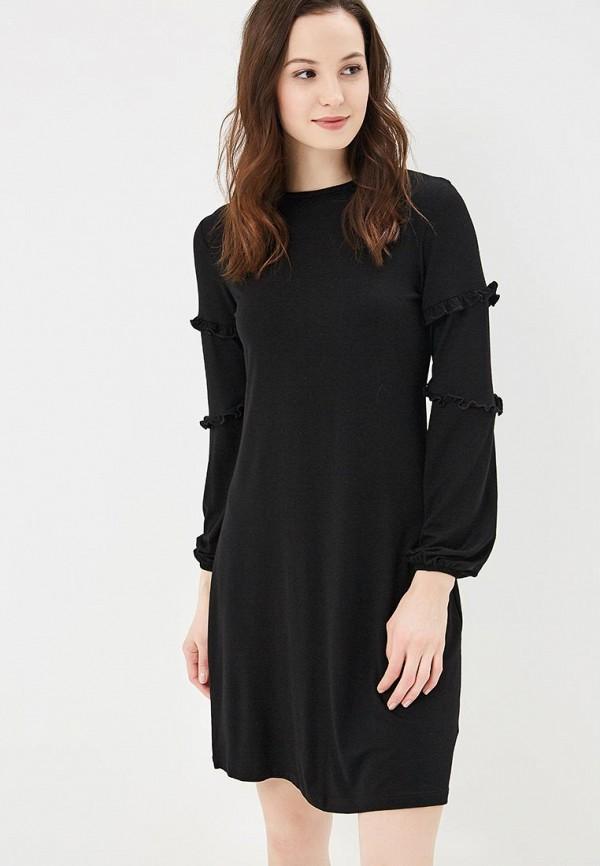 Купить Платье Dorothy Perkins, DO005EWAVTR2, черный, Весна-лето 2018