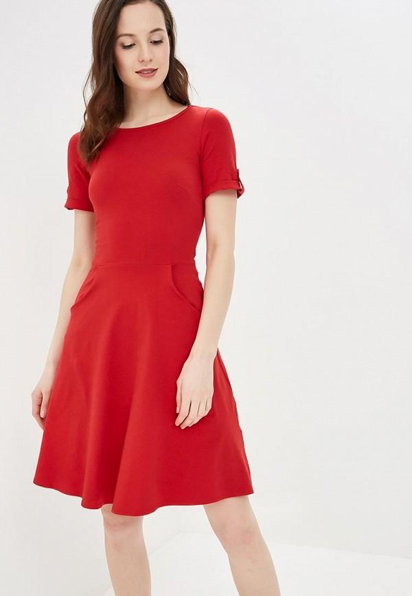 Купить Платье Dorothy Perkins, DO005EWAVTR5, красный, Весна-лето 2018