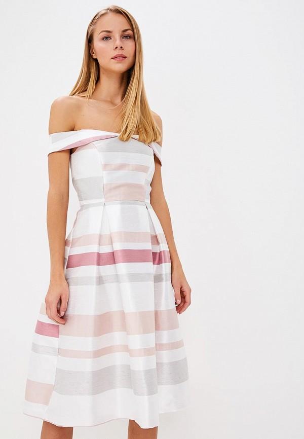 Купить Платье Dorothy Perkins, DO005EWAZVK3, разноцветный, Весна-лето 2018
