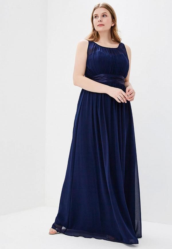 Купить Платье Dorothy Perkins, DO005EWBAJC1, синий, Весна-лето 2018