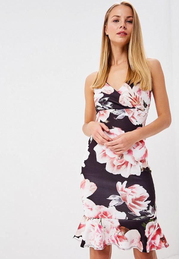 Купить Платье Dorothy Perkins, DO005EWBAJD0, черный, Весна-лето 2018
