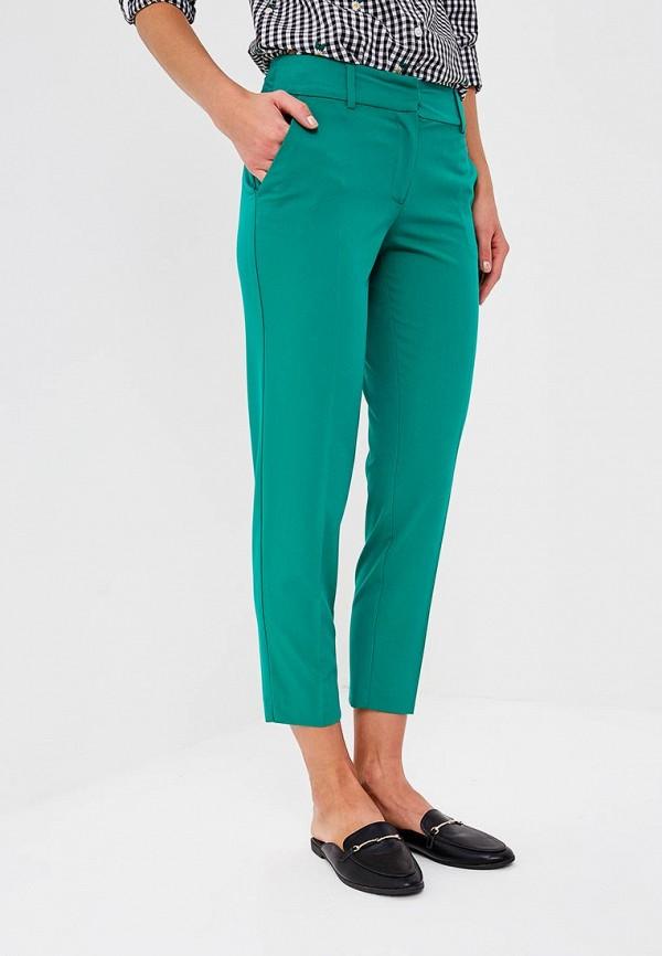 Купить женские брюки Dorothy Perkins зеленого цвета