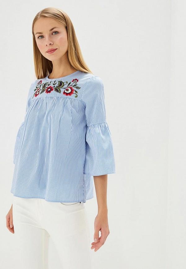 Купить Блуза Dorothy Perkins, DO005EWBAJI4, голубой, Весна-лето 2018
