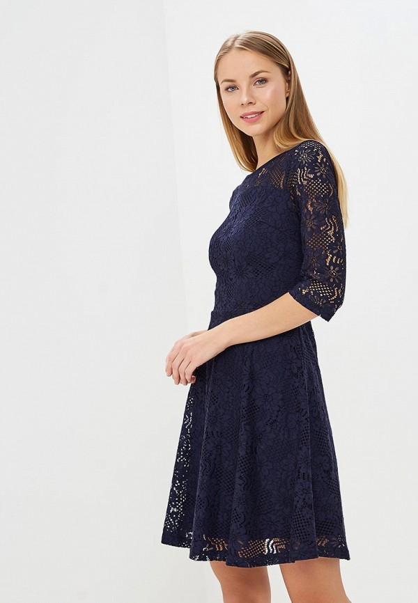 Купить Платье Dorothy Perkins, DO005EWBBXM2, синий, Весна-лето 2018