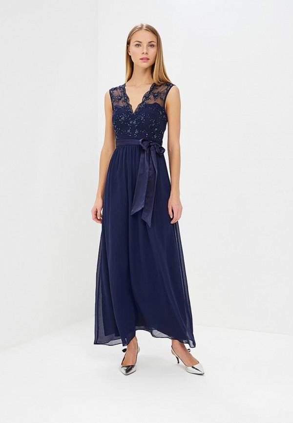 Купить Платье Dorothy Perkins, DO005EWBBXN7, синий, Весна-лето 2018