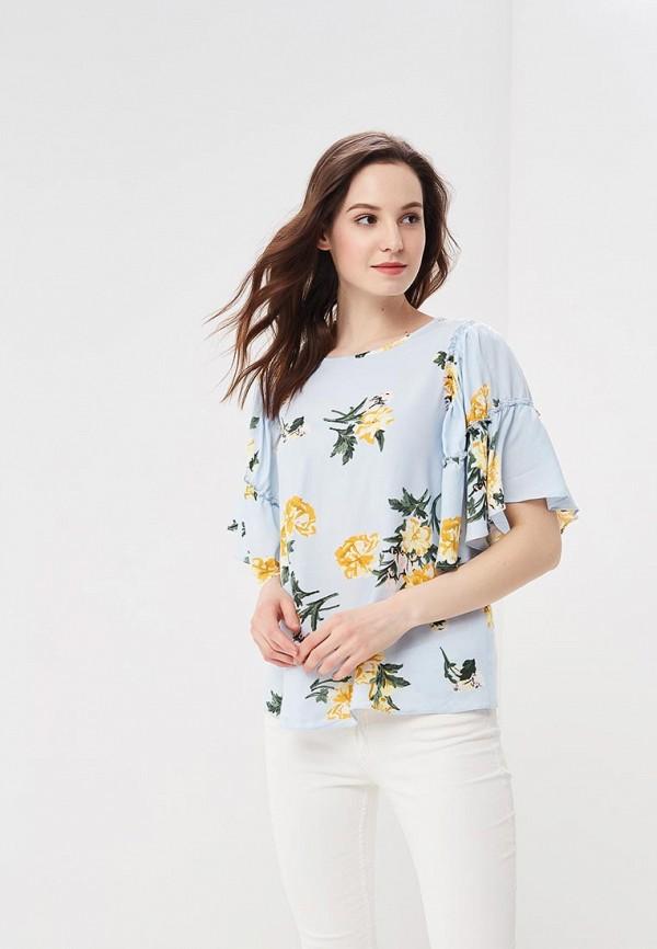 Купить Блуза Dorothy Perkins, DO005EWBEUN9, голубой, Весна-лето 2018