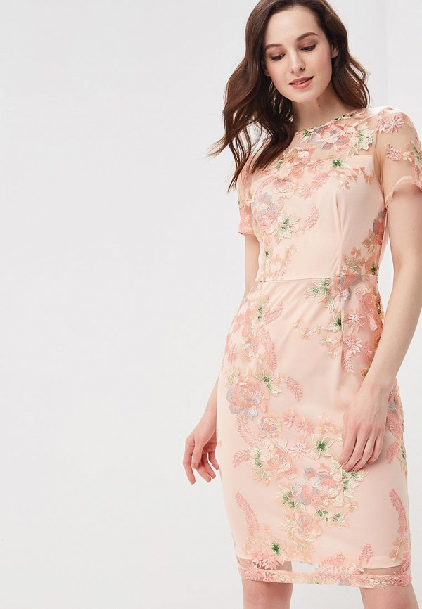 Купить Платье Dorothy Perkins, DO005EWBEUO7, розовый, Весна-лето 2018