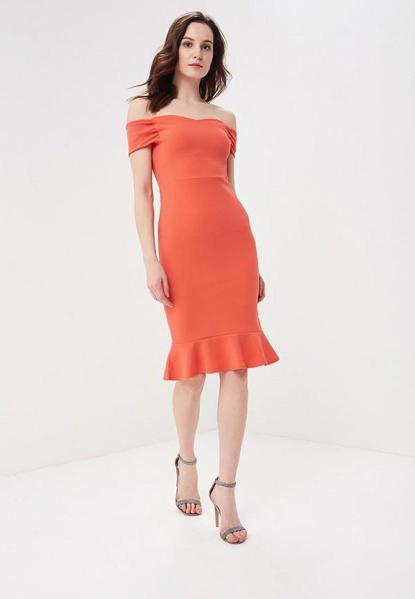 Купить Платье Dorothy Perkins, DO005EWBEUO9, розовый, Весна-лето 2018