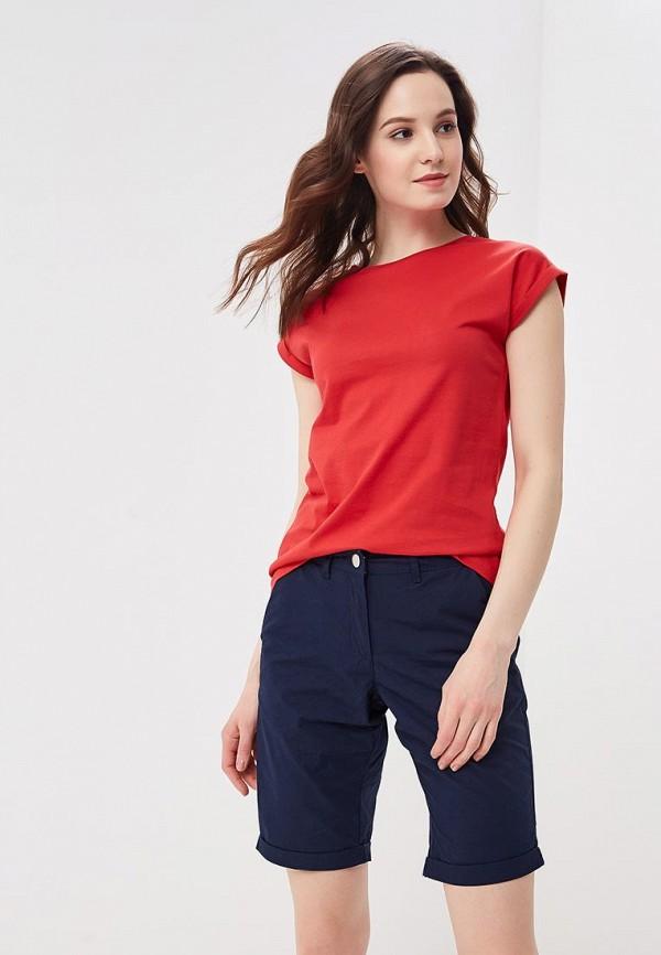 Купить женскую футболку Dorothy Perkins красного цвета